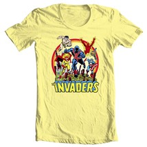 Ck bucky world war 2 graphic tee retro golden age comic book tees for sale online store thumb200
