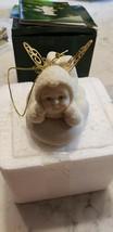 "Dept. 56 Retired Snowbabies ""Angelic Wishes"" Angel figurine on cloud - $12.86"