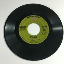 Vintage 45 RPM Record Tim Rose Bonnie Dobson Dear John/Morning Dew  Rare  - $21.53
