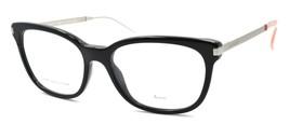 TOMMY HILFIGER TH 1381 FB8 Women's Eyeglasses Frames 53-17-140 Black / Palladium - $79.00