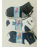 First Quality USA socks 9 Pairs Size:10-13 (2872) - $10.20