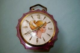 Rare/Vintage 1964 Barbie Wind-Up Alarm Clock - $173.95