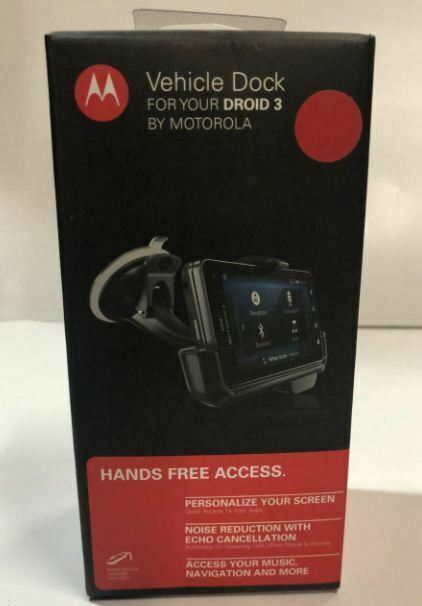Motorola DROID 3 (89496N) Vehicle Mount