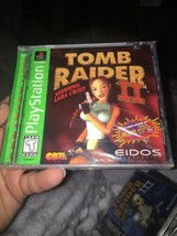 Tomb Raider 2 Ps1 Factory Sealed - $31.92