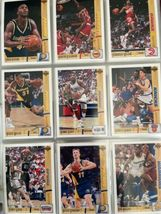 1238 NBA Basketball Card Lot Upper Deck Michael Jordan Holo Kobe Bryant image 11