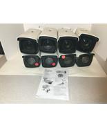 LOT of 8 Alibi ALI-NP3012RH 2MP IR WDR AF IP Security Camera 1080p MJPEG... - $594.00