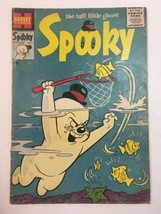 SPOOKY #7 1955 Harvey Comics Golden Age The Tuff Little Ghost  image 1