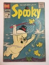 SPOOKY #7 1955 Harvey Comics Golden Age The Tuff Little Ghost  - £18.04 GBP
