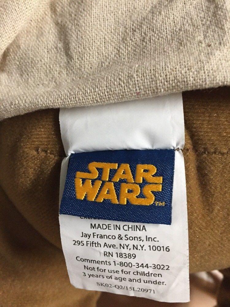 STAR WARS Big Yoda Jedi Master Plush Just and 50 similar items