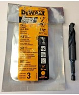 "Dewalt DD5032B3 1/2"" Impact Ready Pilot Point Drill Bit Germany (1 Drill... - $7.41"