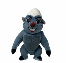 "Disney Juniors The Lion King Guard BUNGA HONEY BADGER 6"" Plush Stuffed A... - $12.99"