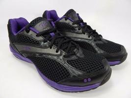 Ryka Armaturenbrett Größe US 5.5 M (B) EU 36 Damen Laufschuhe Sneakers Schwarz - $18.66