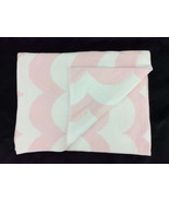 Harper Canyon Pink Micro Waves Knit Baby Blanket Security Blanket SOFT  NEW - $116.09