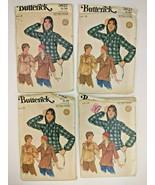Vintage Butterick Sewing Pattern 5621 Womens Full Zip Loose Fitting Hood... - $9.85