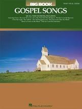 The Big Book of Gospel Songs (Big Books of Music) [Paperback] Hal Leonar... - $14.95
