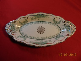 "8 3/4"" Oval (8 3/4"" by 4 1/4"")  Relish Dish, from John Maddock & Sons, in the Wa - $14.99"