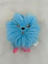 "Aurora Koogles Blue Plush Clip On 4"" Stuffed Animal Toy - $3.95"