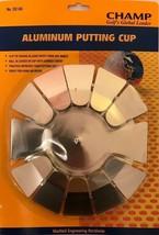Champ Aluminium ballputter Cup, Golf Practice Training Aid - $5.76
