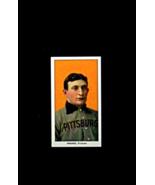 1909-11 T206 White Border Sweet Caporal #486 Honus Wagner**Pittsburgh Pi... - $3.25