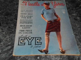 Needle and Yard Magazine Vol 1 No 8 Angora Jacket - $2.99