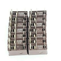 LOT OF 14 NEW DAITO PL4150 ALARM FUSES SERIES PL4 FAST ACTING BROWN 15AMP