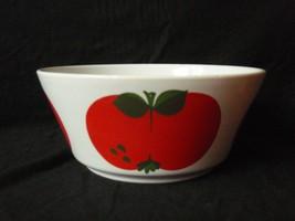 "Waechtersbach serving bowl tomatoes German pottery vegetable 9"" - $28.70"