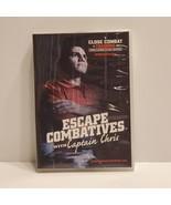 Close Combat Training ESCAPE COMBATIVES Captain Chris - 4 DVD Self Defen... - $22.00