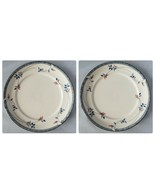 "Keltcraft By Noritake Ireland Eastfair Set of 2 11"" Dinner Plates Home K... - $24.67"