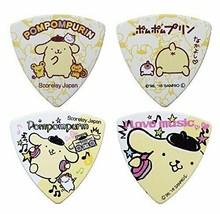*Set four Sanrio Pomupomu pudding pick [SCORELAY PICKS] - $14.70