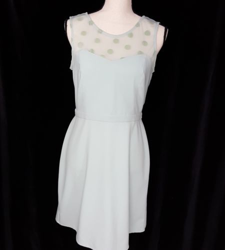 2f9a402d LC Lauren Conrad Pale Mint Green Dress Polka and 44 similar items. 12