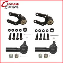 4 Pcs Kit Front 2 Lower Ball Joint 2 Tie Rod Ends Toyota T100 93-98 - $47.69