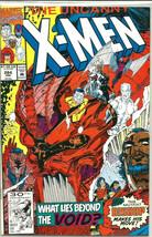 Uncanny X-men #284 NM- 1st Print & Series 1991 Marvel Comics Bishop Void - £3.92 GBP