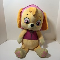 """Skye Paw Patrol Plush Stuffed Animal Spin Master Pilot 16"""" - $29.02"""