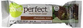 Zone Perfect Nutrition Bars Chocolate Mint - 5 CT - $13.25