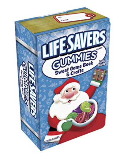 Lifesavers Gummies Sweet Game Book & Crafts 7oz