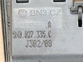 09-11 Tiguan Rear View Bumper Backup Reverse Camera & Lock Switch Handle image 4