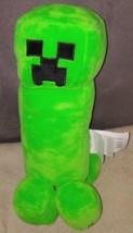 "Jay Franco MINECRAFT CREEPER Plush Pillow Friend 11"" - $12.96"