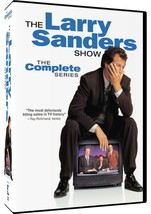 The Larry Sanders Show ALL Seasons 1-6 Complete DVD Set Collection Serie... - $42.56