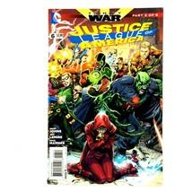 Justice League of America #6 DC 2013 NM Martian Manhunter Green Lantern ... - $3.91
