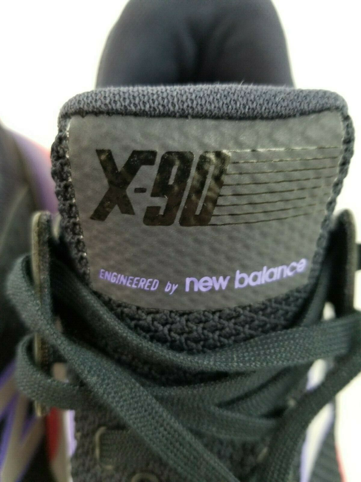 Neu New Balance Herren Schuhe Sneakers X-90 Laufen MSX90CRC Grau 7.5 D Msrp image 10
