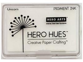 Hero Arts Hero Hues Unicorn White Pigment Ink Pad - $3.99