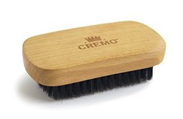 Cremo 100% Boar Bristle Beard Brush With Wood Handle To Shape, Style And Groom A image 5