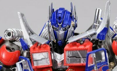 *Transformers dual model kit DMK01 Optimus Prime