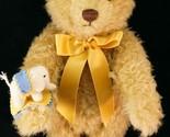 2015 Steiff 135 Year Jubilee Mohair Teddy Bear 034046 Limited Edition 538/1880