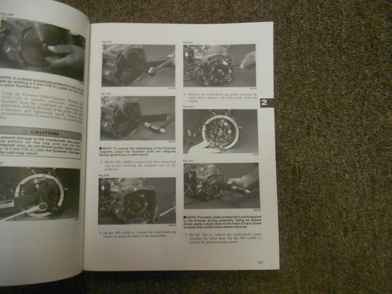 Arctic Cat Cougar 500 Manual