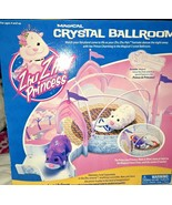 Zhu Zhu Pets Princess Magical Crystal Ballroom Playset - $19.99