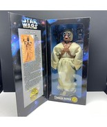 "Star Wars action figure Kenner 12"" collector series box Tusken Raider sa... - $69.25"