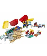 Fisher Price Geo Trax Tracks/city/remotes Big Lot as is* local pick up - $113.85