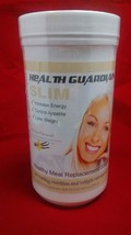 Health Guardian Slim Powder Shake Vanilla 1 lb.  750g 03/19 exp Meal Rep... - $42.95