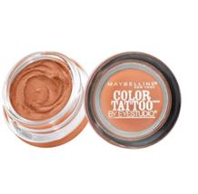 Maybelline Color Tattoo Eye Shadow Cream Gel, 10 Fierce & Tangy - DISCON... - $4.84